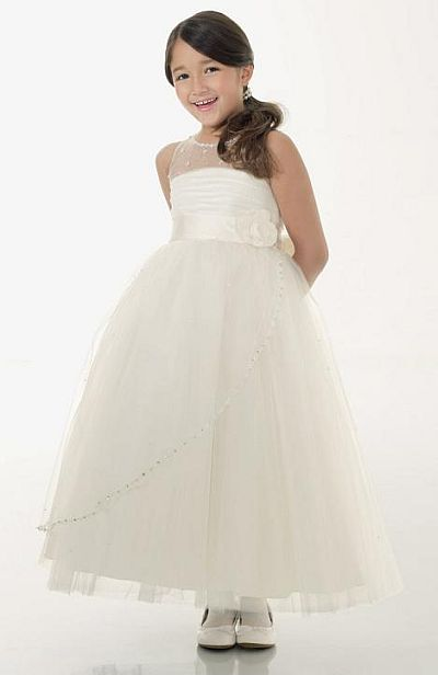 Flower Girl Dresses Mori Lee - Overlay Wedding Dresses