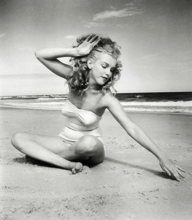 Marilyn Monroe - Long Island